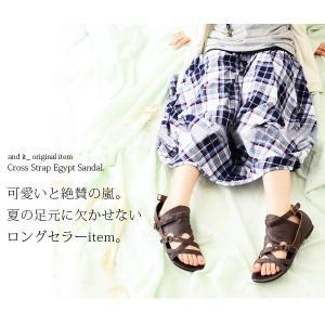 サンダル レディース ぺたんこ靴 大きいサイズ グラディエーターサンダル レディース|andit|05