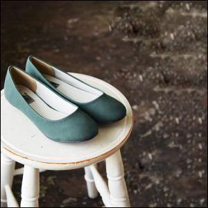 走れるパンプス パンプス ぺたんこシューズ フラットシューズ レディース 靴|andit
