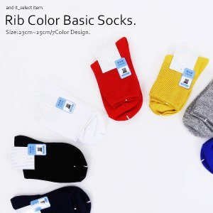 靴下 フットウェア ソックス カラフル レディース|andit