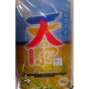 天のつぶ 5kg お米 福島県産|andokometen