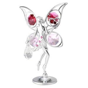 スワロフスキー SWAROVSKI オブジェ クリスタル 誕生日 プレゼント 女性 お祝い ギフト 記念日 置き物 蝶の妖精 置物1 andromeda