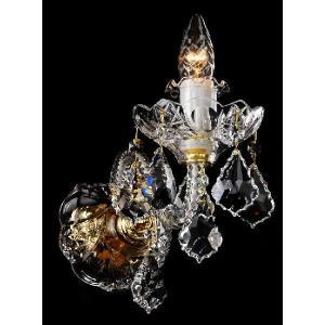 ブラケット シャンデリア W−01GA−SE/1灯|andromeda