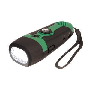 ダイナモ充電式多機能ライト12個/セット|andrun