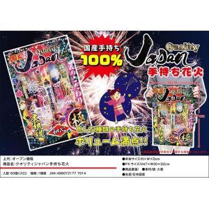 クオリティジャパン手持ち花火30個/セット andrun