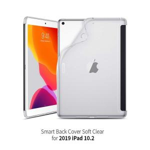 iPad10.2 ケース 第7世代 2019 iPad 10.2inch専用 Smart Back ...