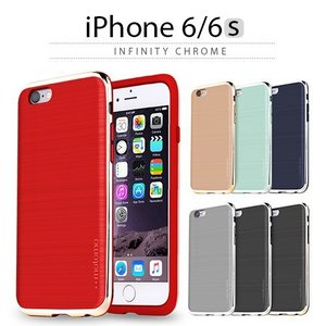 8977e5a3c8 iPhone6s iPhone6 ケース カバー/ motomo INFINITY CHROME(モ.