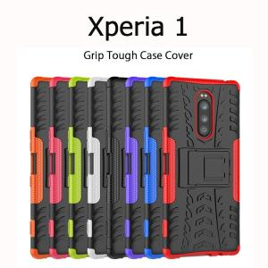 Xperia1 ケース Xperia 1 ケース Xperia1 カバー エクスペリア1 ケース 耐衝撃 スタンド TPU グリップ ケースカバー|andselect