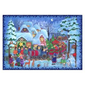 クリスマス アドベントカレンダーRS803