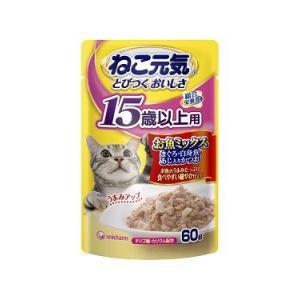 ユニチャーム ねこ元気パウチ 総合栄養食 15...の関連商品4