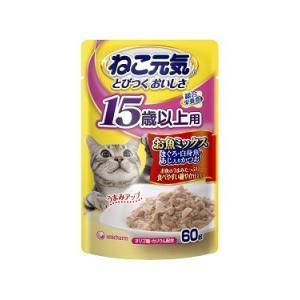 ユニチャーム ねこ元気パウチ 総合栄養食 15...の関連商品1