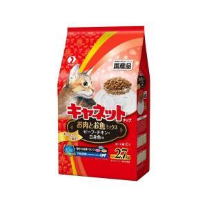 ペットライン キャネットチップ お肉とお魚ミックス 2.7kg C-45
