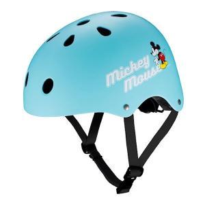 キックバイク、自転車、スケボーなど、アクティブなスポーツをする子ども用にスポーティーなディズニーハー...