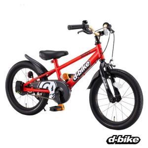D-Bike Master / ディーバイクマスター(16インチ/Red)【日時指定不可】|anela