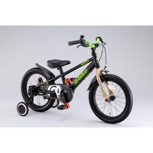 D-Bike Master / ディーバイクマスター(16インチ/Black)補助輪付きタイプ【日時指定不可】|anela