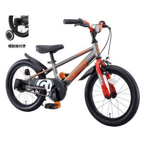 D-Bike Master / ディーバイクマスター(16インチ/シルバー)補助輪付きタイプ【日時指定不可】|anela
