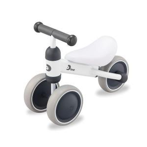 三輪車:dbikemini  ディーバイクミニ スノー ホワイト|anela