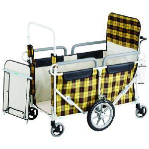 ベビーカー:避難車:チャイルド エアバス 【関東地区のみ送料無料】【メーカー直送 代引き不可】|anela