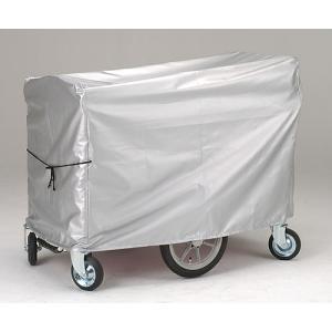 ベビーカー:大型乳母車:大型用保護カバー LL型ポリエステルタイプ(無地)|anela