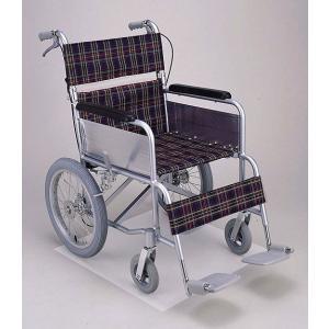 シルバーカー:介護車・車いす:アルミ製介護車(背折れタイプ) B−40 anela