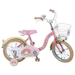 自転車 マイメロディ 16【日時指定不可】|anela