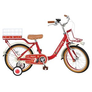 自転車 リサとガスパール 16【日時指定不可】|anela