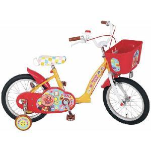 自転車 それいけ!アンパンマン 16インチ【日時指定不可】|anela