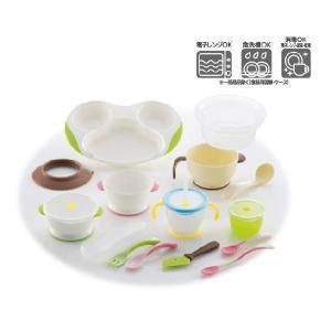TLIシリーズ ベビー食器セット ND-5|anela