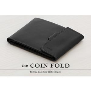 財布サイフさいふ 財布メンズ 二つ折り財布 薄い本革財布ブランド 小銭入れあり Bellroyベルロ...
