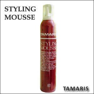 タマリス ヘアスタイリングムース ハードタイプ 330g|anemone-c