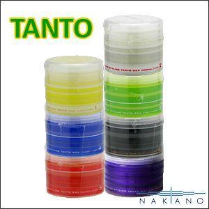 ナカノ スタイリング タントN ワックス 90g|anemone-c