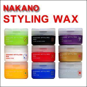 ナカノ スタイリング ワックス 90g|anemone-c
