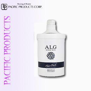 パシフィックプロダクツ アルグ スーパーマッドヘアパック M 1000g|anemone-c