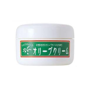 日本オリーブ ファーメイド オリーブクリーム 110g|anemone-c