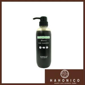 ハホニコ  ラメイヘアクレンジング ヘマチンシャンプー 400ml|anemone-c