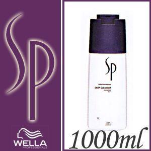 ウエラ ウエラSP ディープクレンザー シャンプー 1000ml|anemone-c
