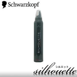 シュワルツコフ silhouette シルエット ハードムース 200g|anemone-c