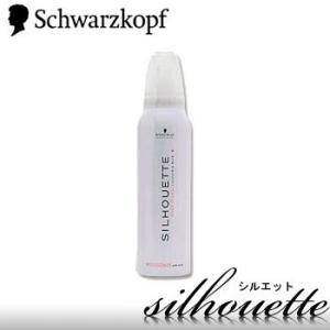 シュワルツコフ silhouette シルエット ムースワックス 135g|anemone-c