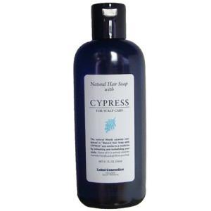 ルベル ナチュラルヘアソープウィズ CYd(サイプレス) 240ml|anemone-c
