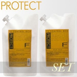 フィヨーレ Fプロテクト シャンプー&マスク セット Lサイズ レフィル|anemone-c