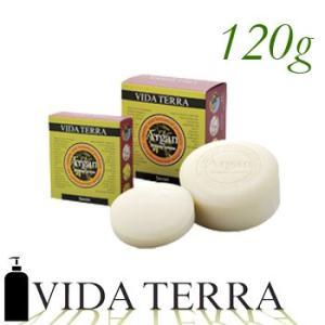 VIDA TERRA ヴィーダテラ サボン(せっけん)120g|anemone-c