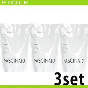 フィヨーレ ファシナート ボディウォッシュデオ ソープ 3個セット 500ml 詰替え用|anemone-c