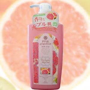 【ボディソープ】ファスィドール ピンクグレープフルーツ ボディソープ 500ml|anemone-c