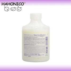 ハホニコ キラメラメ メンテケア ヘアパック デイリー 500g 詰替え用|anemone-c