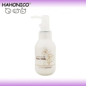 ハホニコ キラメラメ ヘアミルク 80g anemone-c