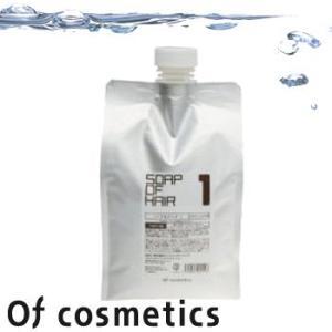 オブコスメティックス ソープ オブ ヘア 1 レフィル 1000ml|anemone-c