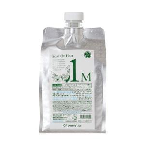 オブコスメティックス ソープ オブ ヘア 1-M レフィル 1000ml|anemone-c
