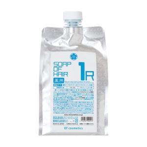 【送料無料】オブコスメティックス 薬用ソープ オブ ヘア 1-R レフィル【1000ml】|anemone-c