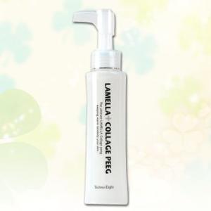 テクノエイト ブリーズベール ラメラコラージュ ピーグ 100g|anemone-c