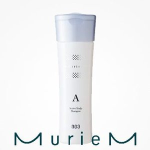 ナンバースリー ミュリアム クリスタル 薬用スカルプシャンプー A 250ml しつこい皮脂汚れは毛...