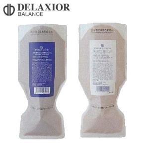 デラクシオ シャンプー&トリートメント 詰替え用セット (700ml/700g) anemone-c